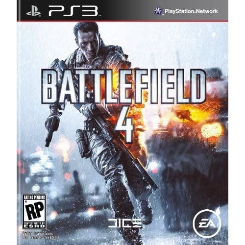 Battlefield 4 For PlayStation 3 PS3 Shooter