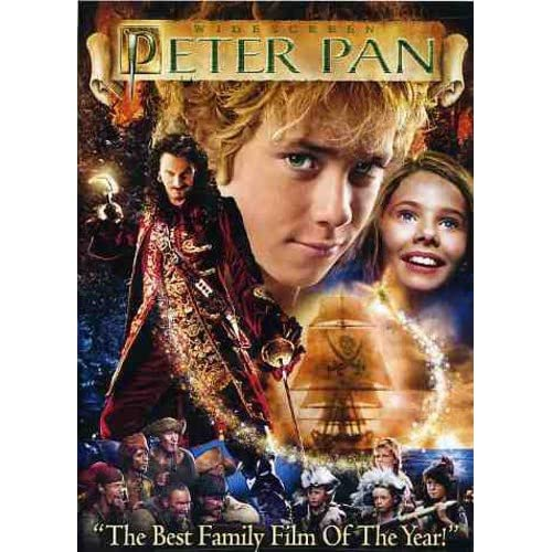Image 0 of Peter Pan Widescreen Edition On DVD