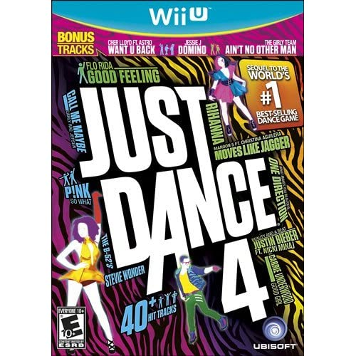 Image 0 of Just Dance 4 For Wii U Music
