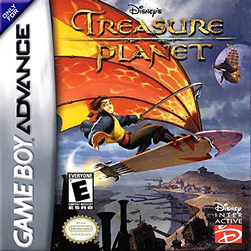 Disney's Treasure Planet For GBA Gameboy Advance
