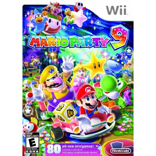 Image 0 of Mario Party 9 For Wii And Wii U Board Games