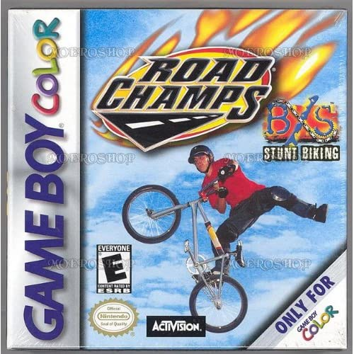 Image 0 of Road Champs Bxs: Stunt Biking On Gameboy Color