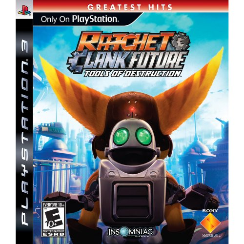 Image 0 of Ratchet And Clank Future: Tools Of Destruction For PlayStation 3 PS3