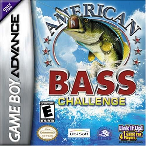 Image 0 of American Bass Challenge For GBA Gameboy Advance
