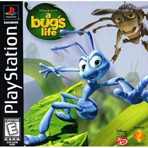 A Bug's Life Ps For PlayStation 1 PS1