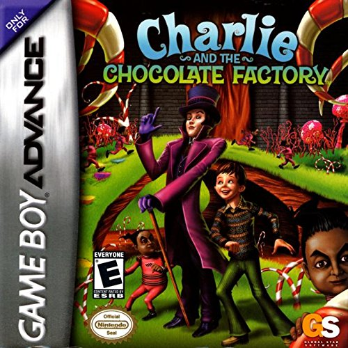 Charlie And The Chocolate Factory For GBA Gameboy Advance