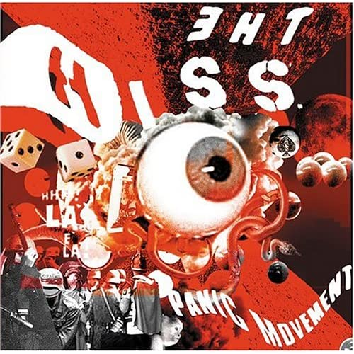 Image 0 of Panic Movement By Hiss Rock Album 2004 On Audio CD