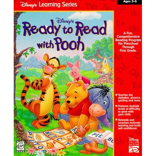 Ready To Read With Pooh Software Disney