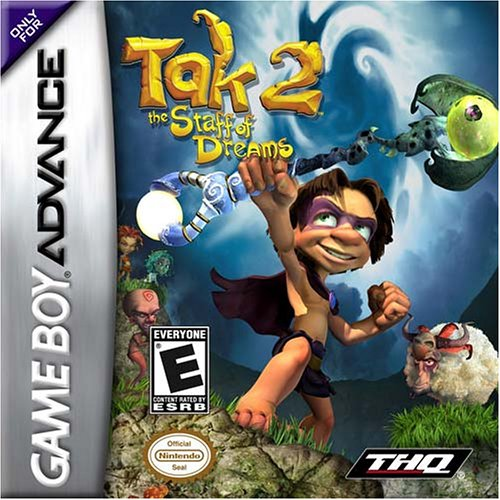 Image 0 of Tak 2 The Staff Of Dreams For GBA Gameboy Advance
