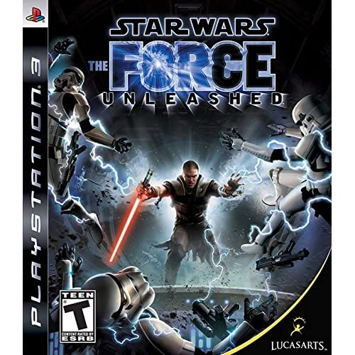 Star Wars: The Force Unleashed For PlayStation 3 PS3