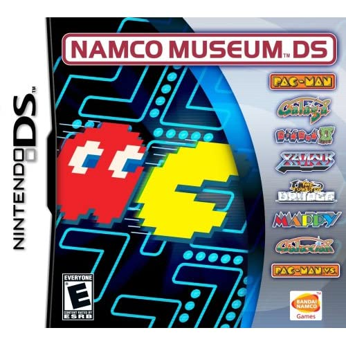 Image 0 of Namco Museum For Nintendo DS DSi 3DS 2DS