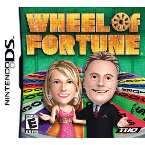Image 0 of Wheel Of Fortune For Nintendo DS DSi 3DS 2DS Trivia