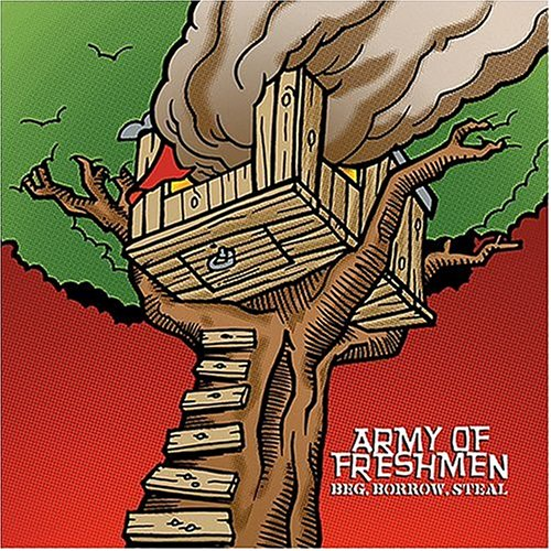 Image 0 of Beg Borrow Steal By Army Of Freshmen On Audio CD Album 2004