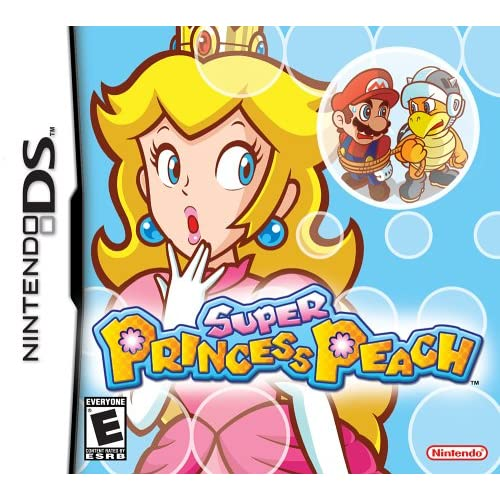 Image 0 of Super Princess Peach For Nintendo DS DSi 3DS 2DS