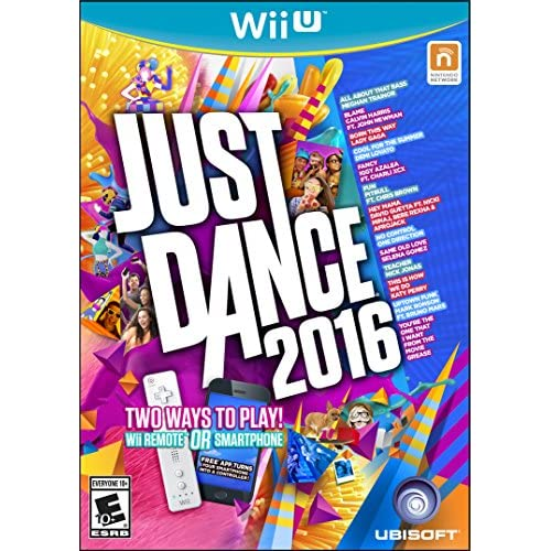 Image 0 of Just Dance 2016 For Wii U Music
