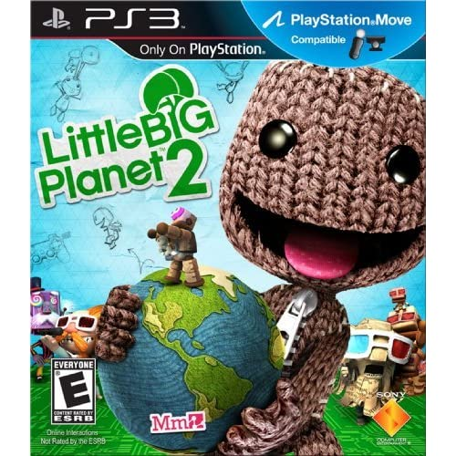 Image 0 of Little Big Planet 2 Game For PlayStation PS3