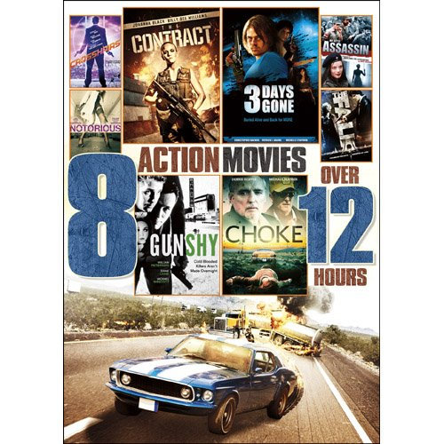 Image 0 of 8-FILM Action On DVD With William Petersen