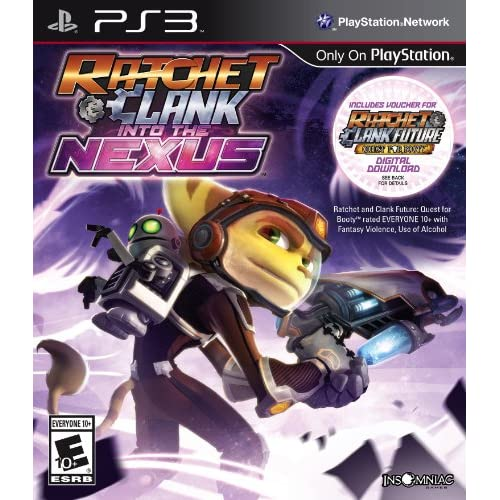 Image 0 of Ratchet And Clank: Into The Nexus PS3 For PlayStation 3