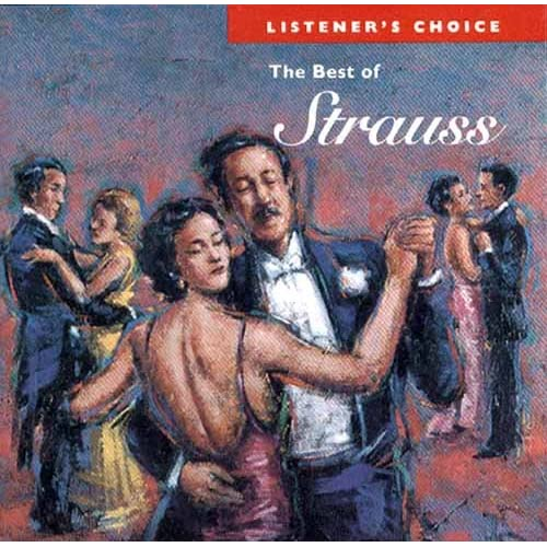 Image 0 of Listener's Choice Vol 7: Best Of Strauss By J Strauss Composer On