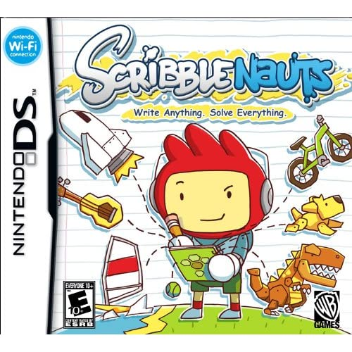 Image 0 of Scribblenauts For Nintendo DS DSi 3DS 2DS