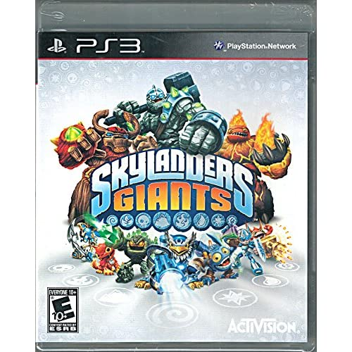 Skylanders Giants Game Only For The PS3 For PlayStation 3