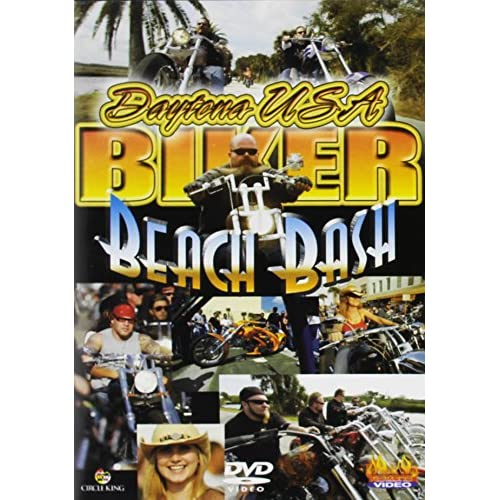 Image 0 of Biker Beach Bash: Daytona USA On DVD