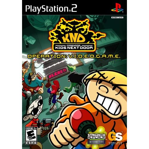 Image 0 of Codename Kids Next Door For PlayStation 2 PS2