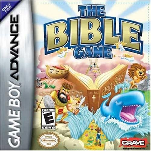 Image 0 of The Bible Game For GBA Gameboy Advance