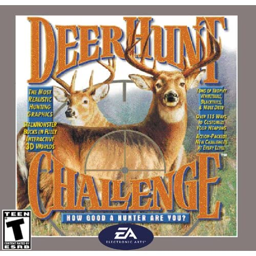 Image 0 of Deer Hunt Challenge PC Software