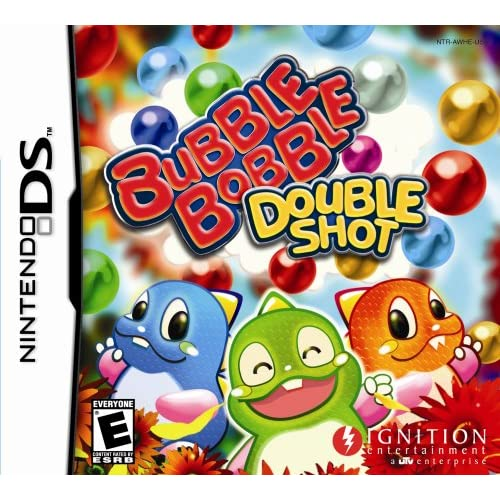 Image 0 of Bubble Bobble: Double Shot For Nintendo DS DSi 3DS 2DS