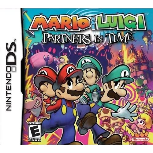 Image 0 of Mario And Luigi: Partners In Time For Nintendo DS DSi 3DS 2DS