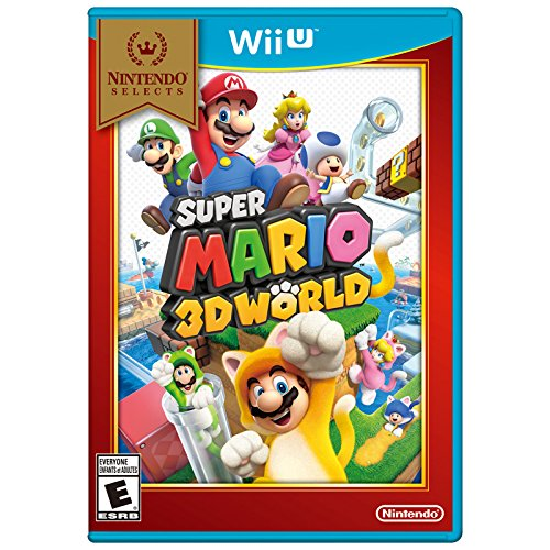 Image 0 of Super Mario 3D World For Wii U