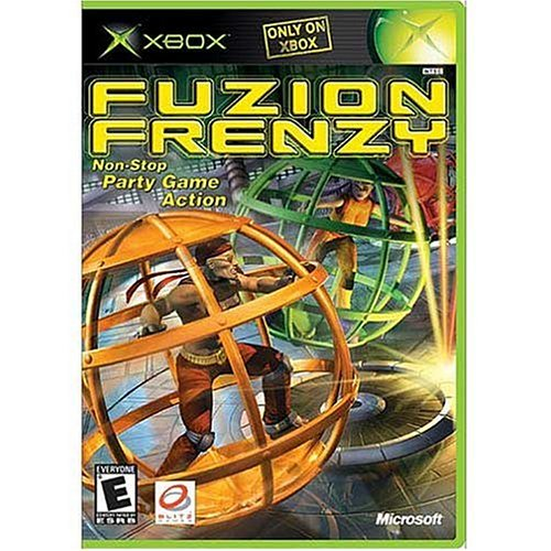 Image 0 of Fuzion Frenzy Xbox For Xbox Original