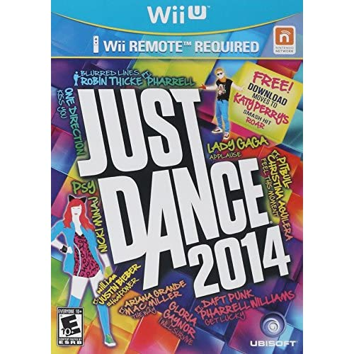 Image 0 of Just Dance 2014 For Wii U Music