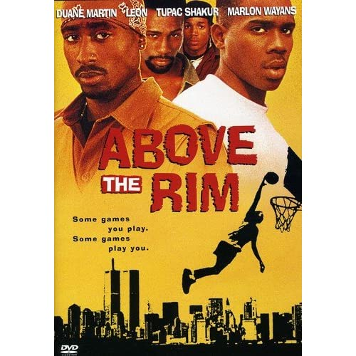 Image 0 of Above The RIM On DVD With Duane Martin