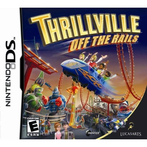 Image 0 of Thrillville: Off The Rails For Nintendo DS DSi 3DS 2DS