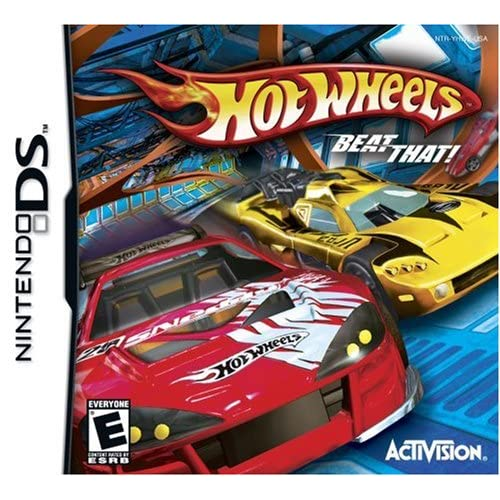 Image 0 of Hot Wheels: Beat That For Nintendo DS DSi 3DS 2DS