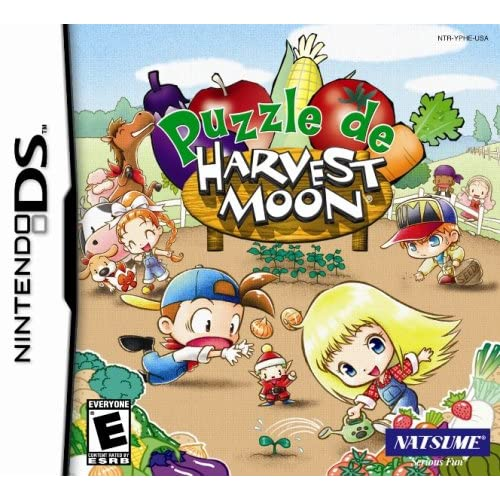 Image 0 of Puzzle De Harvest Moon For Nintendo DS DSi 3DS 2DS