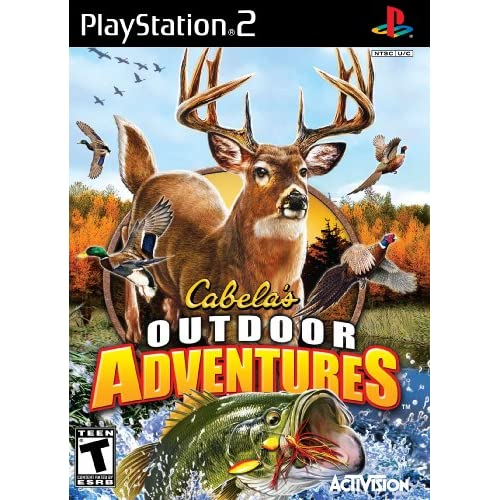 Image 0 of Cabela's Outdoor Adventures 2010 For PlayStation 2 PS2 Shooter