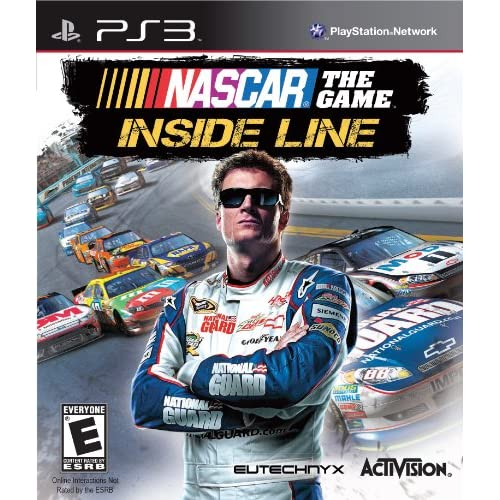 Image 0 of NASCAR The Game: Inside Line For PlayStation 3 PS3 Racing