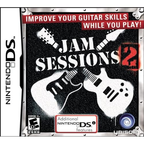 Image 0 of Jam Sessions 2 For Nintendo DS DSi 3DS 2DS Music
