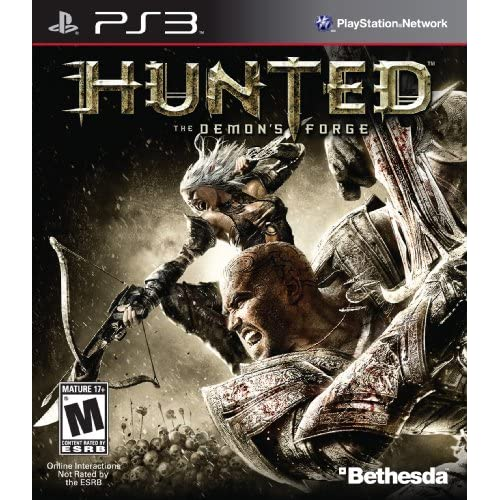 Image 0 of Hunted: The Demon's Forge For PlayStation 3 PS3 RPG