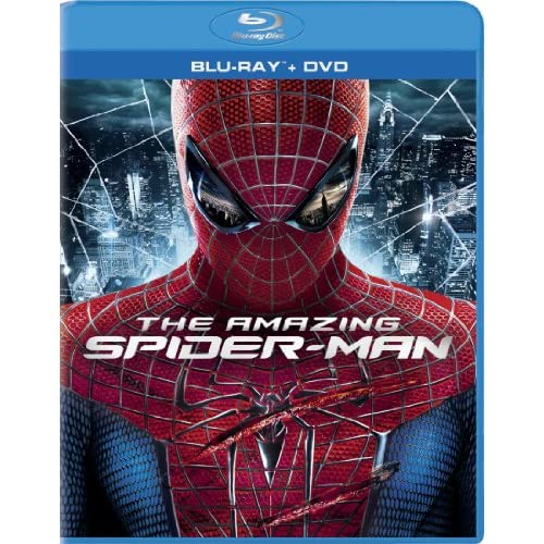 Image 0 of The Amazing Spider-Man Three-Disc Combo: Blu-Ray/dvd On Blu-Ray With Andrew Garf