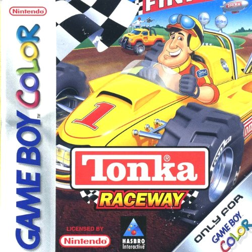 Tonka Raceway GBC On Gameboy Color Racing