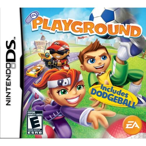 Image 0 of EA Playground For Nintendo DS DSi 3DS 2DS