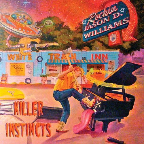 Image 0 of Killer Instincts On Vinyl Record By Jason D Williams