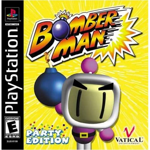 Image 0 of Bomberman Party Edition For PlayStation 1 PS1
