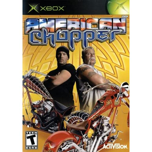 Image 0 of American Chopper Xbox For Xbox Original Racing