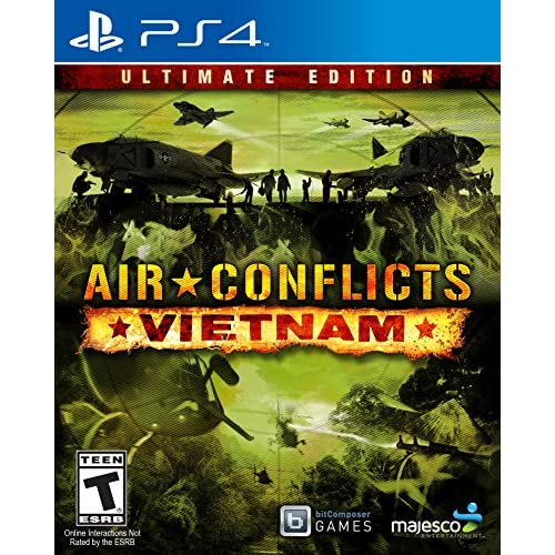 Air Conflicts: Vietnam For PlayStation 4 PS4