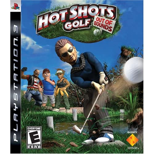 Hot Shots Golf: Out Of Bounds For PlayStation 3 PS3
